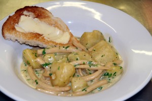 Squid casserole