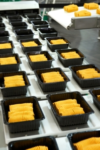 Processed food production