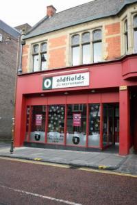 Oldfields Restaurant on Claypath, Durham